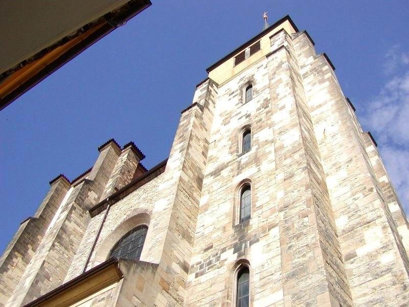 Kostel Sv. Jiljí s klášterem dominikánů