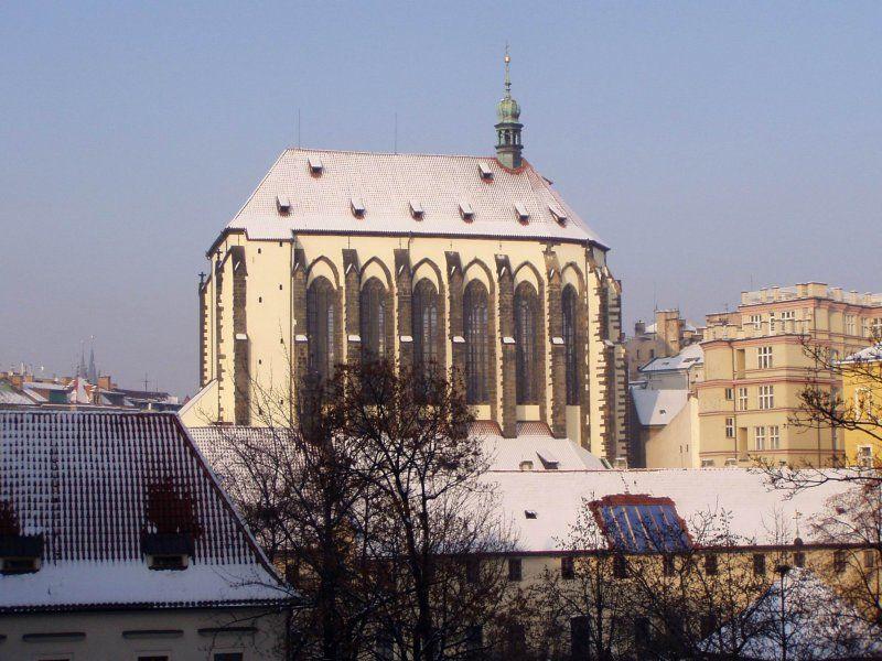 Kostel Sv. Panny Marie Sněžné