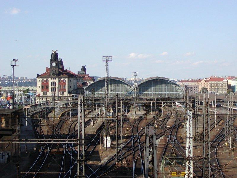 Wilsonovo nádraží (hlavní) Praha