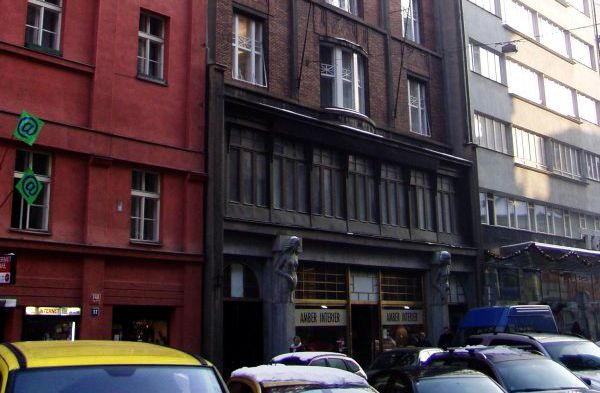 Urbánkův dům (Mozarteum)