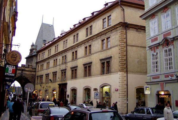 Saský dům
