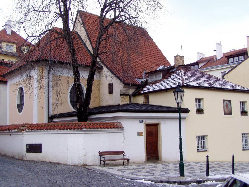 Kostel Sv. Vavřince pod Petřínem