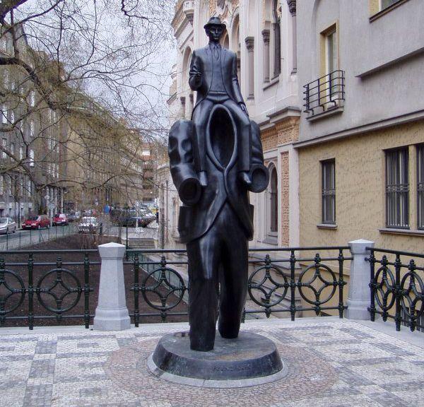 Památník Franze Kafky