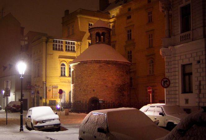Rotunda Sv_ Kříže _