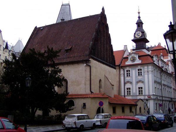 Staronová synagoga
