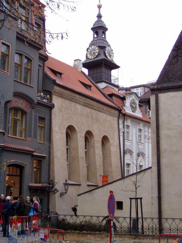 Vysoká radniční synagoga