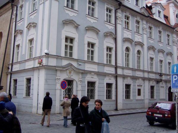 Židovská radnice