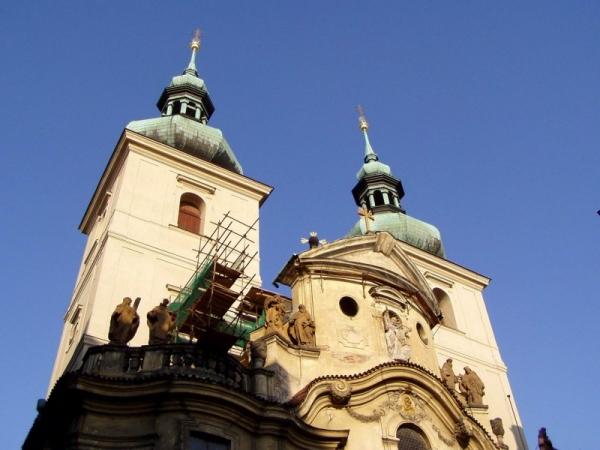 Kostel Sv. Havla