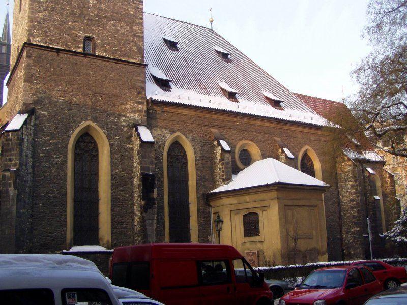 Kostel Sv. Jindřicha