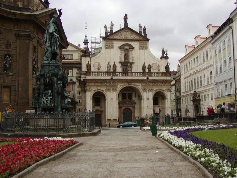 Kostel Sv. Salvátora (Klementinum)