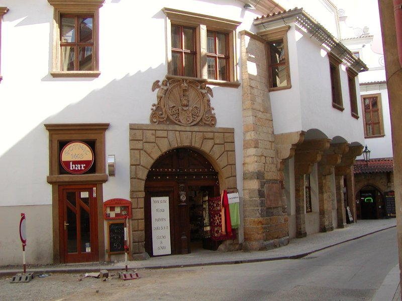 Dům U Vejvodů