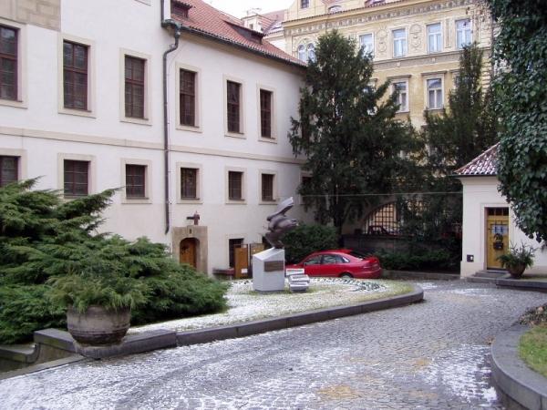 Tyršův dům - Michnův palác