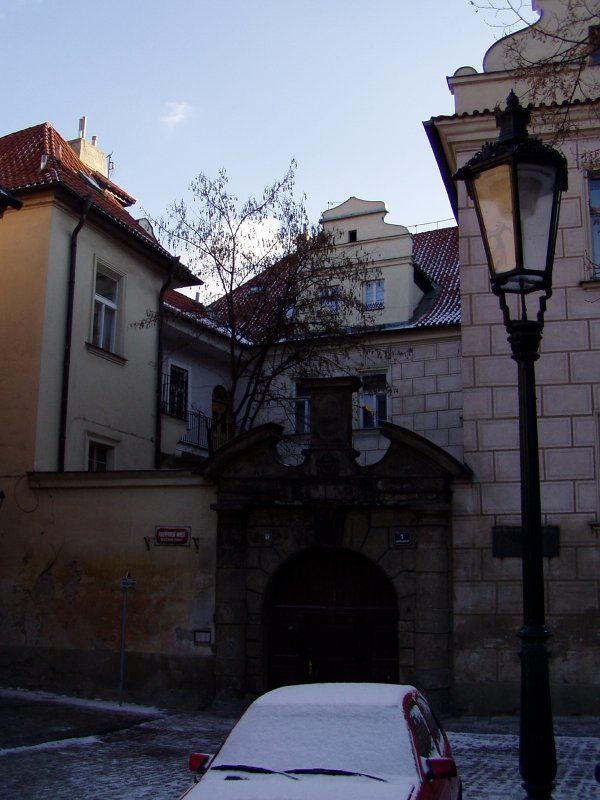 Palác Mettychů z Čečova