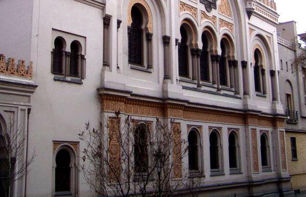 Spanelska synagoga