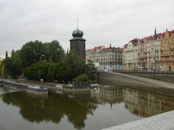 Novoměstská (Šítkovská) vodárna