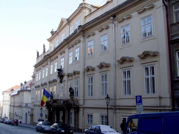 Morzinský Palác