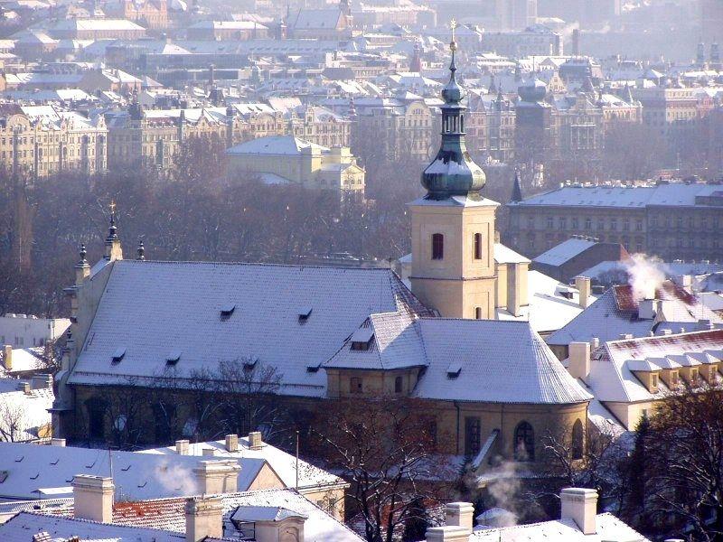 Kostel Panny Marie Vítězné a svatého Antonína Padu