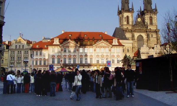 Palác Goltz - Kinských